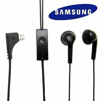 Headphones Samsung Micro Usb Hands Free Stereo Amazoncouk