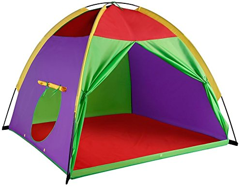 "Alvantor Indoor Children Play Toddler Kids Pop up Tent Boys Girls Toys Outdoor Houses 8017 Giant Party 58""x58 x47 by Alvantor"