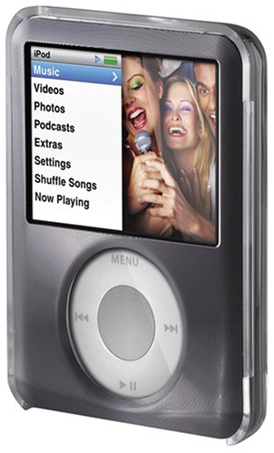 Belkin Remix Metal Case for iPod nano 3G (Silver)