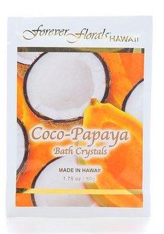 (Tikimaster COCO PAPAYA BATH CRYSTALS - ISLAND BATH MINERAL SPA)