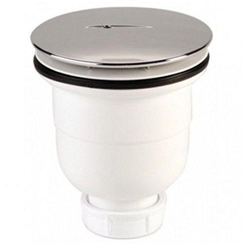 Desag/üe de ducha Nicoll 92884 90 salidas, 0205110, color blanco