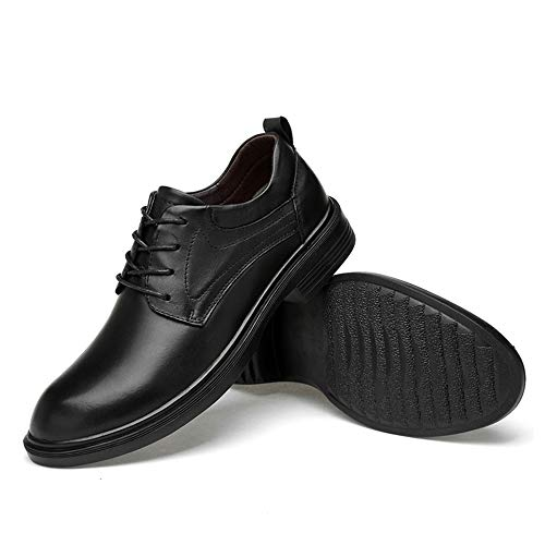Suede A Inside Black Da Faux Fleece Formali estate 2018 Dimensioni Stringate Con Smooth Black Coccodrillo Top Oxford Scarpe Le smooth Motivo Business Di Convenziona Primavera Uomo Confortevole Low Grandi A4xCwnOzxq