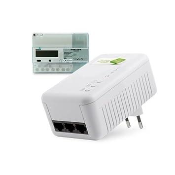 UNIEQ Box: Stromverbrauch ALLER Geräte Gleichzeitig U0026 In Echtzeit Messen    Künftig Energie Und