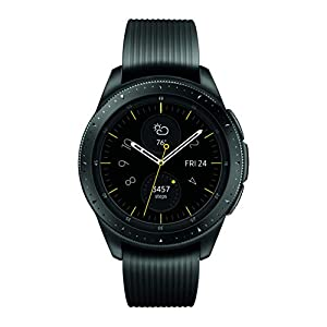 Samsung-Galaxy-Watch-smartwatch-42mm-GPS-Bluetooth–Midnight-Black-US-Version-with-Warranty