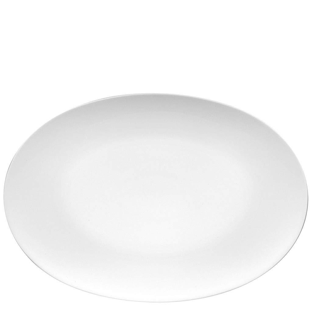 Rosanthal - TAC Gropius - Platte - Teller - Servierteller - Ø 42 cm - Weiß - Porzellan