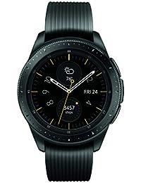 Galaxy Smartwatch (42mm) Midnight Black (Bluetooth) SM-R810NZKAXAR – US Version with Warranty