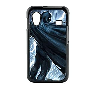 Generic Quilted Back Phone Covers For Girl Printing Batman Arkham City For Samsung Galaxy S5830 Choose Design 11