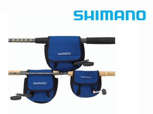 Shimano Spinning Reel Cover Small ANSC830, Outdoor Stuffs