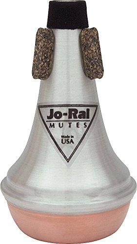 Jo-Ral 5C Straight Aluminum/Copper Piccolo Trumpet Mute