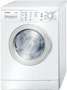 Bosch WAE28161EP Independiente Carga frontal 7kg 1400RPM A++ Color blanco - Lavadora (Independiente, Carga frontal, A++, A, B, Color blanco)