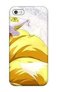 blue profile hime cutband Anime Pop Culture Hard Plastic iPhone 5/5s cases