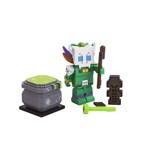 Terraria Witch Doctor with Accessories by Jazwares