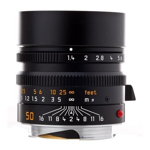 Leica 50mm f/1 4 Summilux-M Aspherical Manual Focus Lens (11891)の商品画像