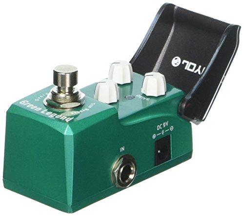 Joyo JF-319 Green Legend (Overdrive) TrueÿBypass Mini Pedal