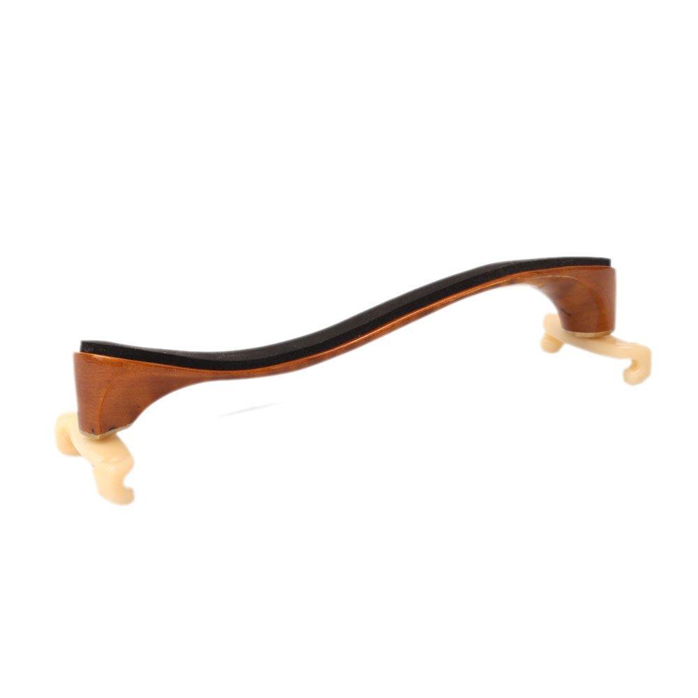 3/4 4/4 Violin Professional Adjustable Wood Shoulder Rest Fiddle Wooden Shoulder Pad Holder Support xuanL