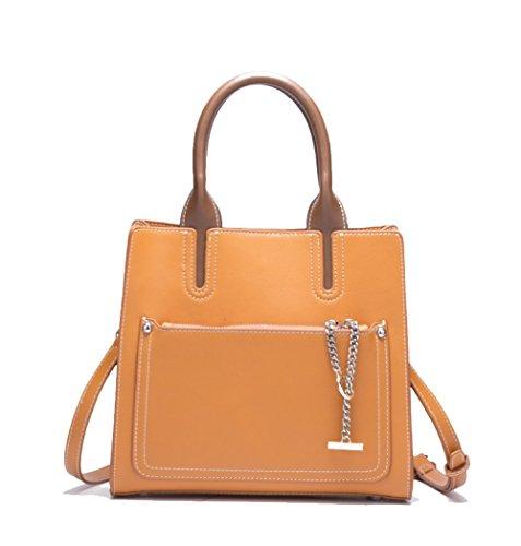 Décontracté Bandoulière à Sac KYOKIM Orange Main Messenger Fashion à Bag Sac Mode Simple B8fyqgpSy