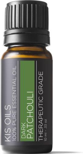 Dark Patchouli (Pogostemon Cablin) Pure Essential Oil Therapeutic Grade 10 (Patchouli Dark Essential Oil)