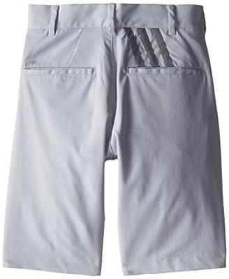 adidas Golf Boy's Pure Motion Stretch 3 Stripes Shorts