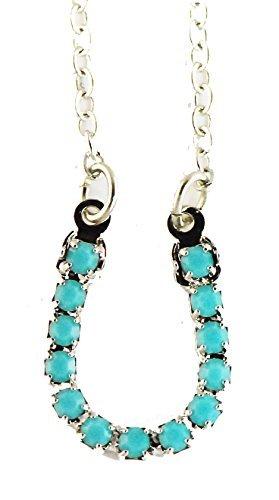 finishing-touch-faux-turquoise-horseshoe-necklace-imitation-rhodium-finish