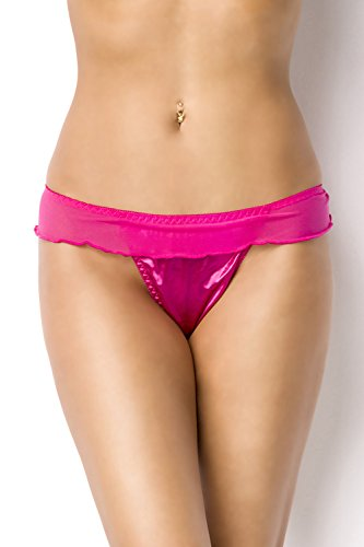 luxury & good Dessous - Tangas - para mujer Rosa