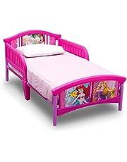 Disney Delta Children Princess Plastic Toddler Bed