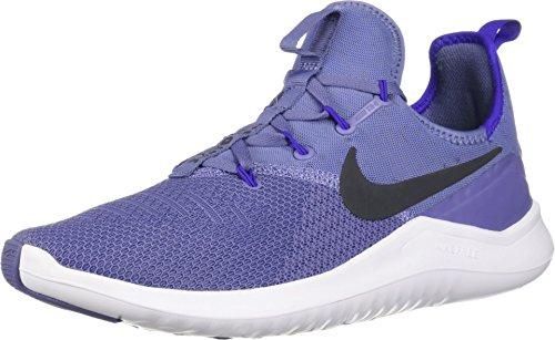 Nike Women's Free TR 8 Training Shoes (Purple Slate/Anthracite-indigo Burst, 7.5 M US) (Best Nike Shoes For Zumba)