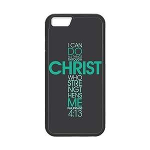 Jesus Christ Sacred Heart - Bible verse - Christian verses iPhone 6 4.7