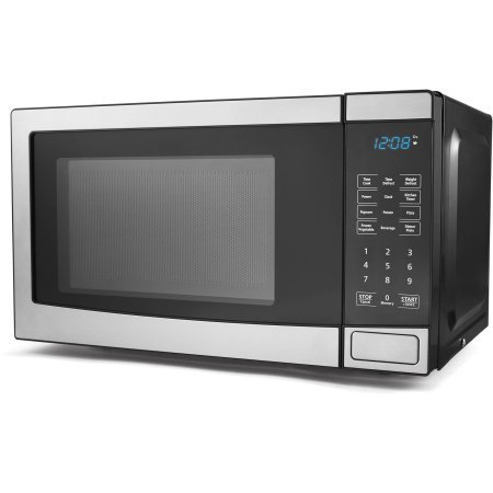 Amazon.com: Mainstays 0.7 cu ft Digital Microwave Oven 700W ...