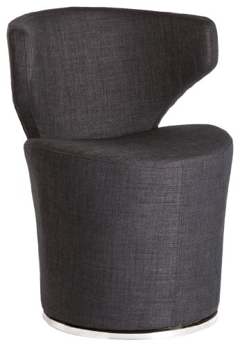 Price comparison product image Mod Home Collection Lasso Chair, Charcoal