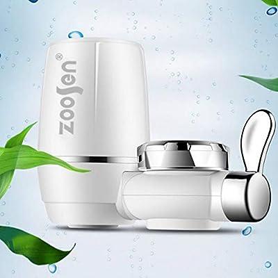 WEIWEITOE Sistema de Filtro de Agua del Grifo del purificador del ...