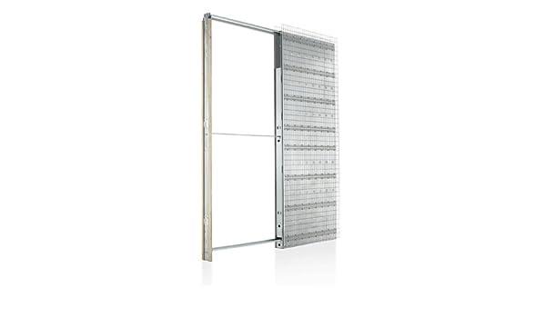 controtelaio para puertas Totalmente tipo Scrigno hilo pared 80 ...