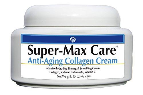Super-Max Care Anti-Aging Collagen Cream