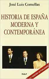 Historia de España moderna y contemporánea (Bolsillo): Amazon.es ...