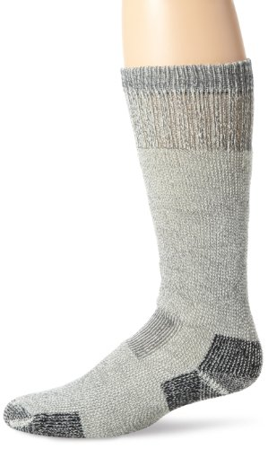 (Fox River Men's Premium Boot Sock, Charcoal, X-Large)