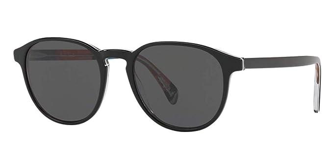 5a28fe483 Paul Smith PM8263S - 161887 Sunglasses MAYALL ONYX/ARTISTS STRIPE W/GREY  51mm