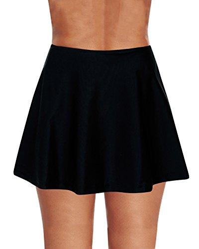 Nuoto Bikini bagno Shorts Dolamen Mare Costume Nero da Pantaloni Swimwear bagno Donna da moda Pantaloncini Costumi Gonna da Donna intero 2018 Costume gqqPtWxn