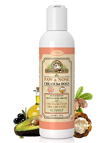 - Dog Paw Balm Moisturizer. Natural Non Wax Snout Soother for Dogs, Protection Cream for Winter Snow and Summer Heat. Dog Nose Balm Preferred by Mushers, the Ideal Paws Lotion Complement for Dog Booties