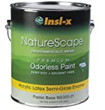 Insl-x Coatings NS300-01 Naturescape Zero Voc Paint - Semi-gloss Pastel Base (Pack of 4)