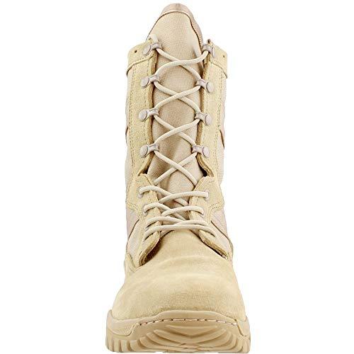 new products 67eb9 ebca4 Belleville One Xero 320 Ultra Light Assault Boot, Desert Tan, Size 8.5