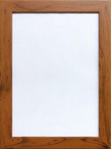 Amazon.com: MODERN STYLE FLAT FRAMES WOOD FINISH PHOTO PICTURE ...