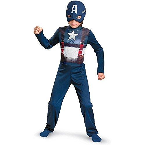Captain America Movie Retro Costume