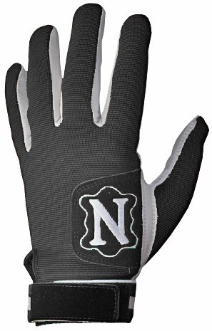 Neumann Original Tackified Receiver Football Gloves, (Black XX-Large)