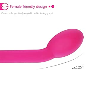 Waterproof G spot Clitoris Stimulator Dildo Vibrator Sex Toys for Woman Anal Dildo Nipple Vibrator for Women