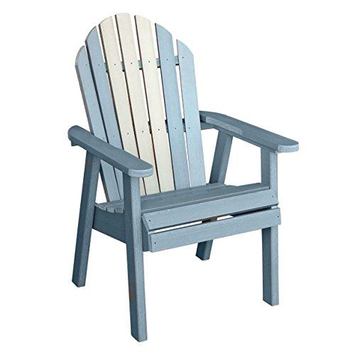 Highwood Hamilton Deck Chair, Glacier