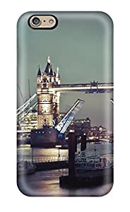 Durable Defender Case For Iphone 6 Tpu Cover(tower Bridge Of London)