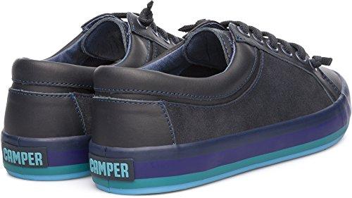 Camper Menns Andratx Mote Sneaker Navy