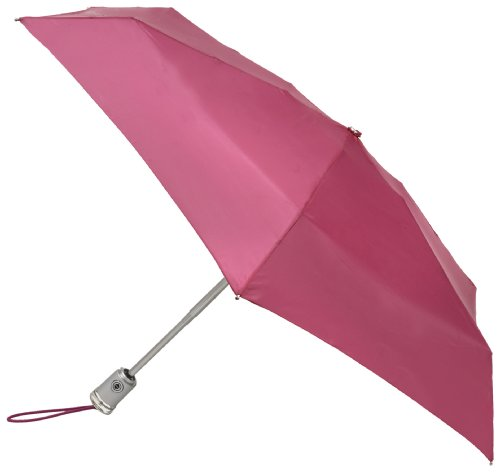 Totes Micro Close Umbrella Magenta