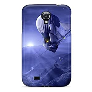 Ideal OTBOX Case Cover For Galaxy S4(moonlight Cruise), Protective Stylish Case
