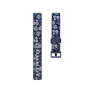 Fitbit Inspire HR & Inspire Accessory Band, Bloom, Large (B07N87VDYB) | Amazon Products