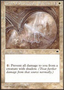 Magic: the Gathering - Circle of Protection: Shadow - Tempest